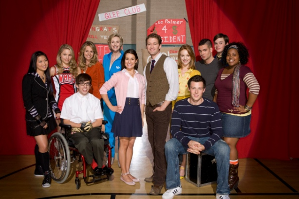 Glee-TV-cast